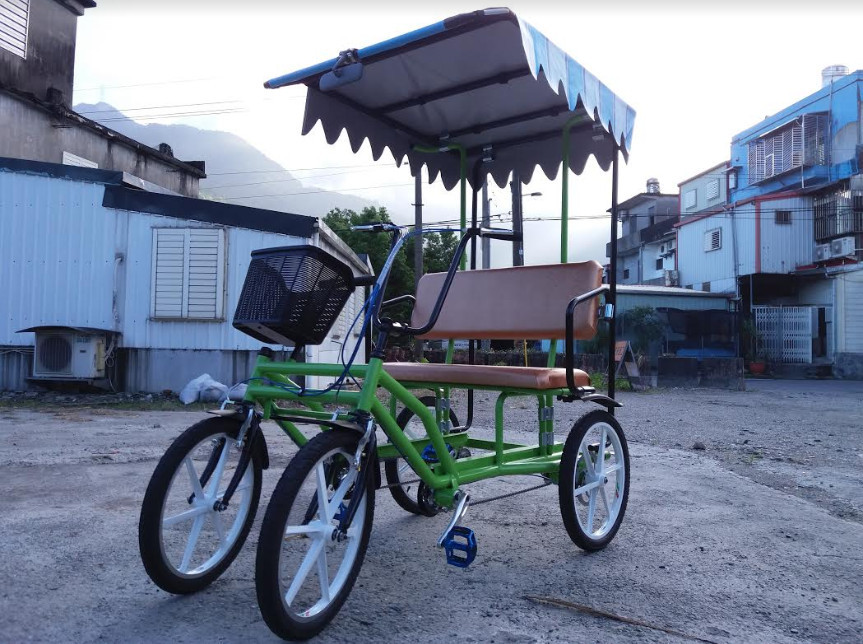 Rickshaw Lovers tyle